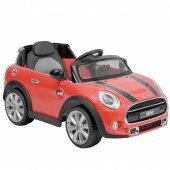 Dětské autíčko MINI HATCH RED