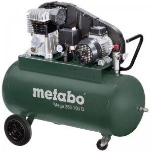 Olejový kompresor Metabo Mega 350-100 D