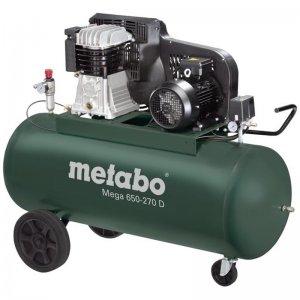 Olejový kompresor Metabo Mega650-270D