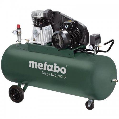 Olejový kompresor Metabo Mega 520-200 D