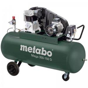 Olejový kompresor Metabo Mega 350-150 D