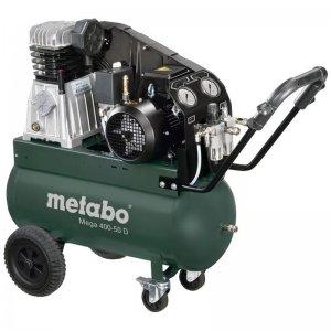 Olejový kompresor Metabo Mega 400-50 W