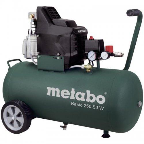 Olejový kompresor Metabo Basic 250-50 W