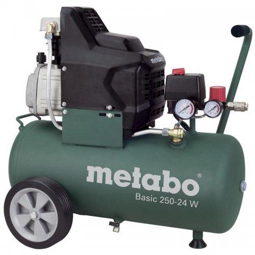 Olejový kompresor Metabo Basic 250-24 W