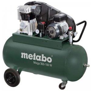 Olejový kompresor Metabo Mega 350-100 W