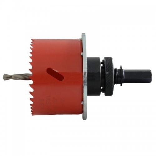 BM korunka 73mm SDS-Plus s osazením pro zahloubení okraje OREN 5118-73