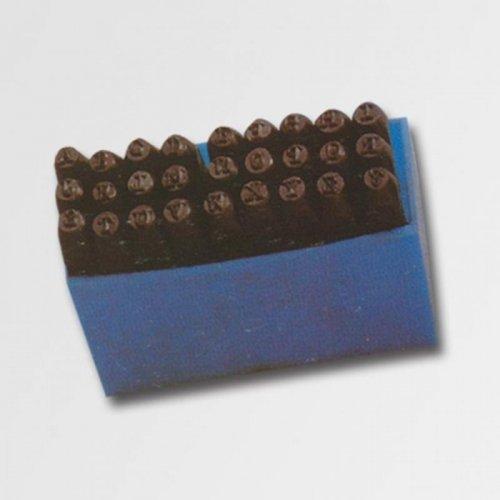 Raznice písmena 4 mm XTline P19764