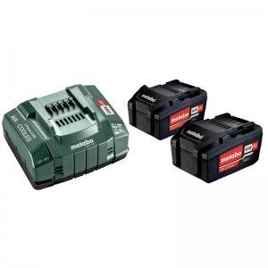Základní set 18V/2x5,2Ah, ASC 55 Metabo 685051000