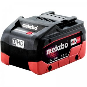 Akumulátor LiHD 18V/5,5 Ah Metabo 625368000