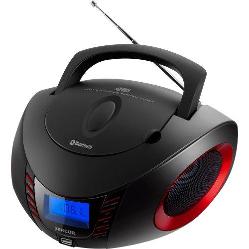 Rádio s CD/MP3/USB/BT SENCOR SPT 3600 BR