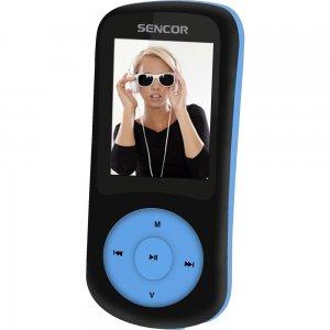MP3/MP4 přehrávač SENCOR SFP 5870 BBU 8GB