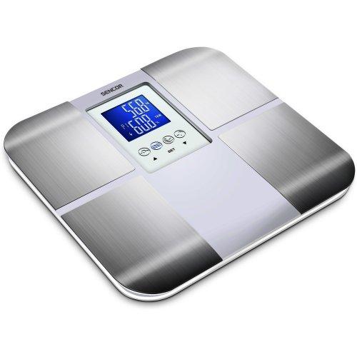 Osobní váha SENCOR SBS 6015WH