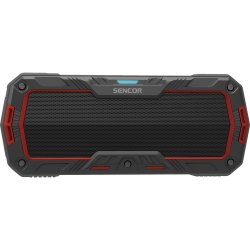 Bluetooth reproduktor SENCOR SSS 1100 RED BT SPEAKER