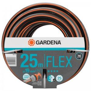 "Hadice Gardena Comfort FLEX 9x9 13 mm (3/4""), 25 m bez armatur 18053-20        Nůžky na větve Gardena EnergyCut 750 B"