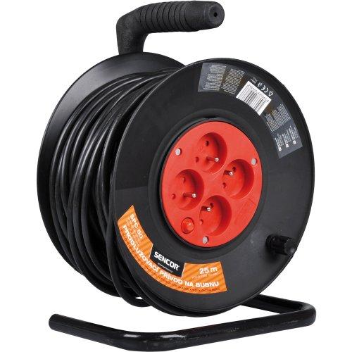 Prodlužovací kabel 50m/4 3×1,5mm buben SENCOR SPC 51 35033614