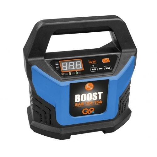 Nabíječka baterií Güde GAB 15 A BOOST 85143