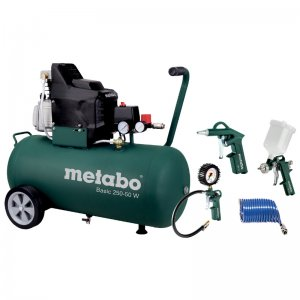 Kompresor Metabo Basic250-50W+LPZ4 690866000