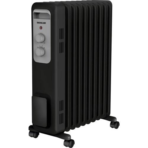 Olejový radiátor SENCOR SOH 3309BK
