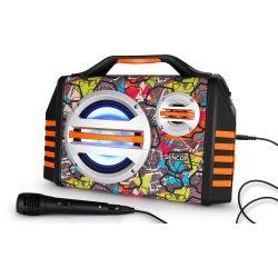 Dětský Bluetooth reproduktor s mikrofonem SENCOR SSS 3200 KIDS BT SPEAKER