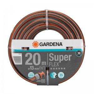 """Hadice Gardena SuperFLEX Premium 13 mm (1/2""""), 20 m bez armatur 18093-20"""