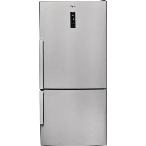 Kombinovaná chladnička Whirlpool W84BE 72 X 2