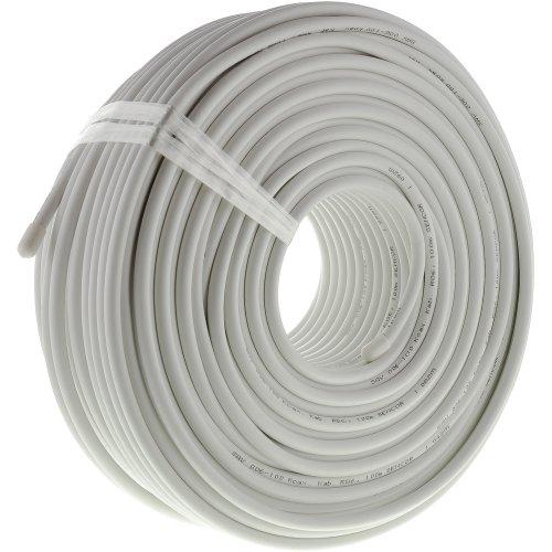 Anténní koaxiální kabel RG-6 SENCOR SAV 6906-100m