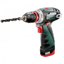 Aku vrtačka 2x2,0Ah Metabo PowerMaxx BS Quick Basic 600156500