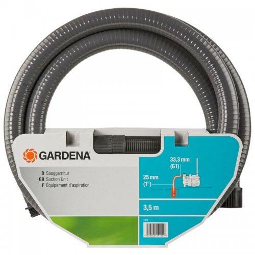 Sací souprava se zpětnou klapkou Gardena 3,5 m 1411-20         Nůžky na větve Gardena EnergyCut 750 B