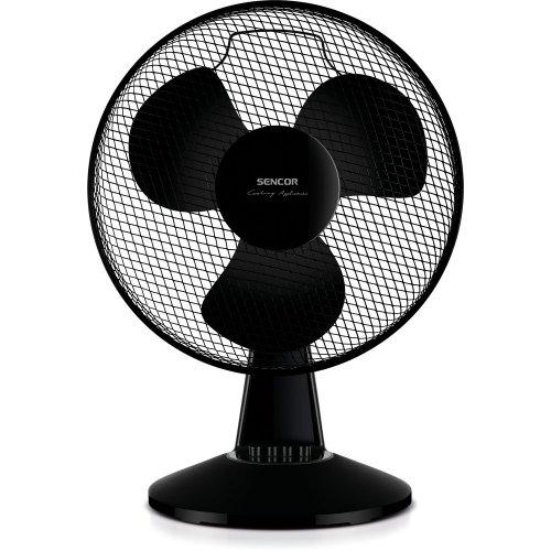 Stolní ventilátor SENCOR SFE 4021BK