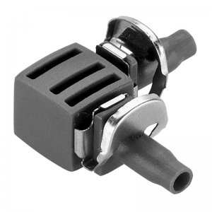 "L-kus 4,6 mm (3/16"") Gardena Micro-Drip-Systém 8381-29"