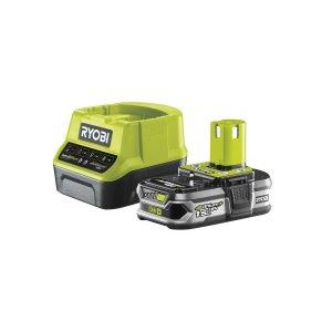 Sada akumulátoru s nabíječkou 18V / 1x 1,5Ah ONE+ RYOBI RC18120-115