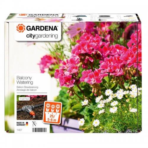 Automatické zavlažování pro 5-6 m květinových truhlíků Gardena 1407-20