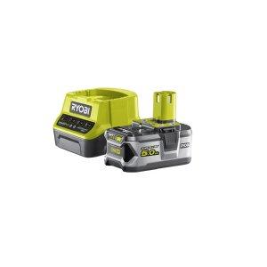 Sada akumulátoru s nabíječkou 18V / 1x 5Ah ONE+ RYOBI RC18120-150