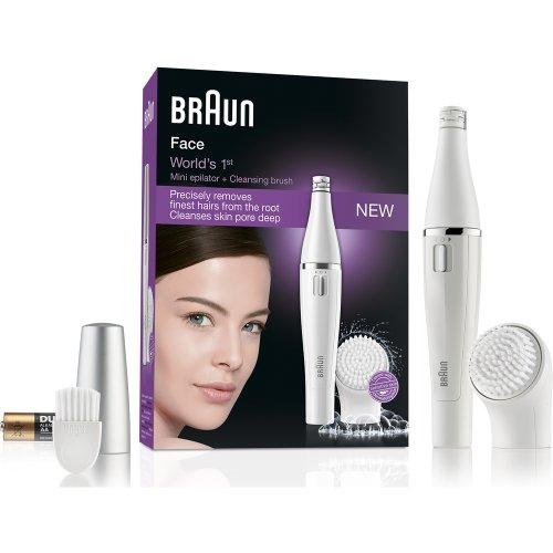 Obličejový epilátor BRAUN SE 810