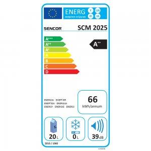 Autochladnička SENCOR SCM 2025