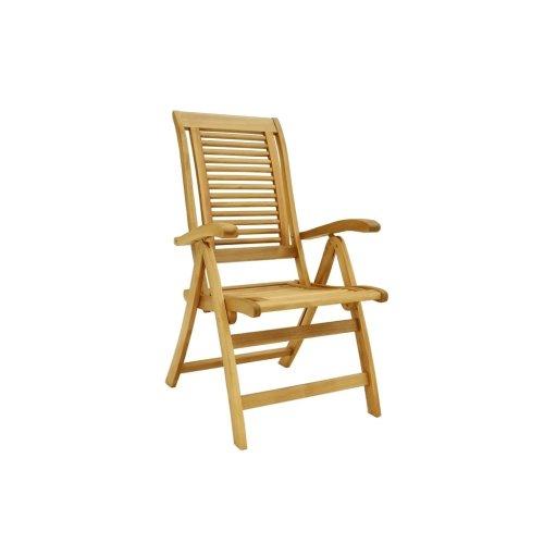 Zahradní židle HECHT CAMBERET CHAIR
