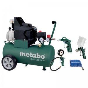 Kompresor Metabo Basic250-24W+LPZ4Set 690836000