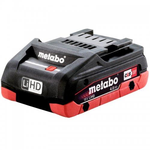 Akumulátor LiHD 18V/4,0 Ah Metabo 625367000