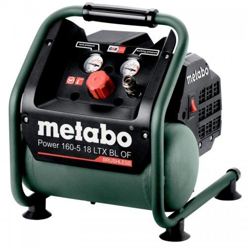 Aku kompresor 18V bez aku Metabo Power160-518LTXBLOF 601521850