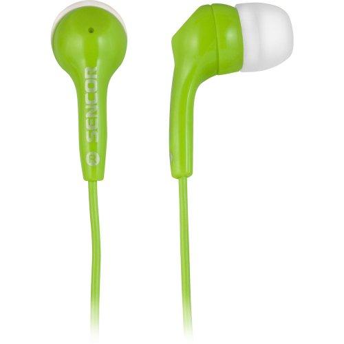Sluchátka do uší  SENCOR SEP 120 GREEN