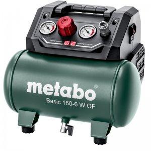 Kompresor bezolejový Metabo Basic 160-6W OF 601501000