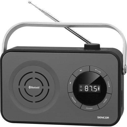 Rádiopřijímač PLL FM SENCOR SRD 3200 B