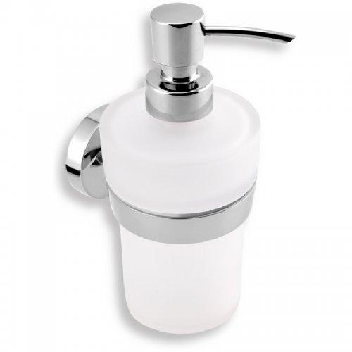 Dávkovač mýdla Metalia 11 chrom Novaservis 0155,0