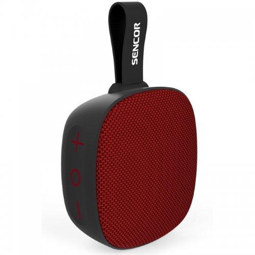 Bluetooth reproduktor SENCOR SSS 1060 NYX MINI RED