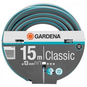 """Hadice Gardena Classic 13 mm (1/2""""), 15 m bez armatur 18000-20"""