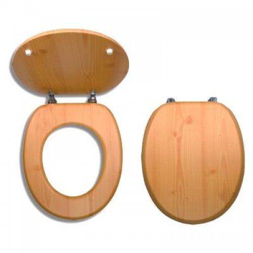WC Sedátko dýhované dřevo Novaservis WC/BOROVICE
