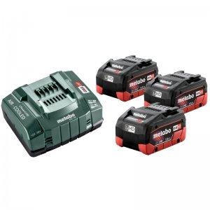 Základní set LiHD 18V/3x5,5Ah, ASC 55 Metabo 685074000