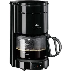 Kávovar BRAUN KF 47/1BK