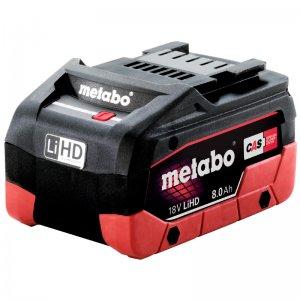 AkumulátorLiHD 18V/8,0Ah Metabo 625369000