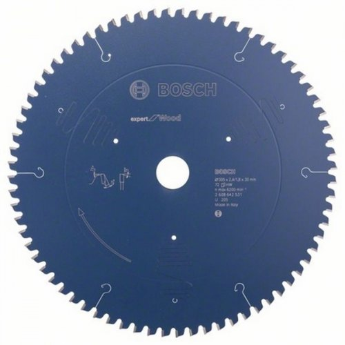 Pilový kotouč Expert for StainlessSteel 255 x 25,4 x 2,5 mm Bosch 2608644286